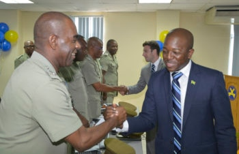 U S  Embassy to support training for Correctional Officers