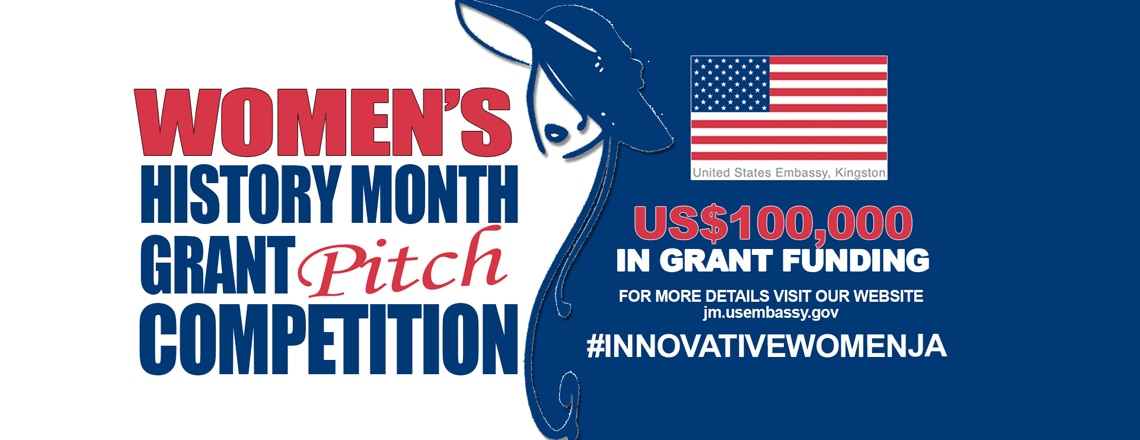 Women History Month Grants Pitch Competition