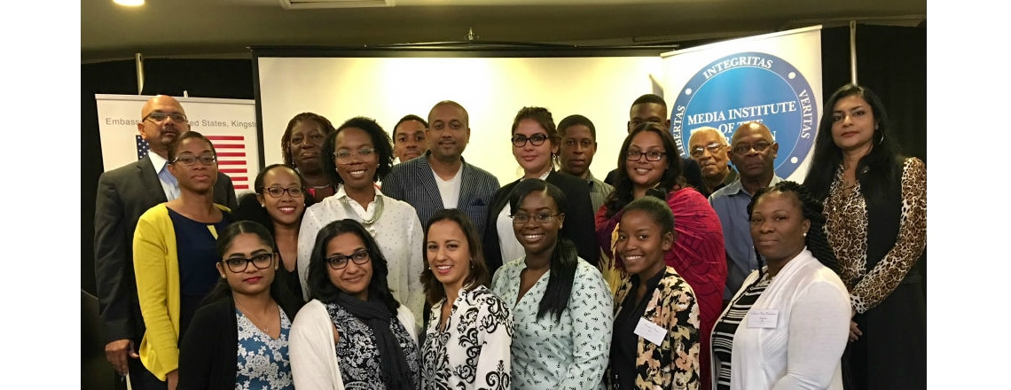 US Embassies Kingston and Trinidad Promote Investigative Journalism in the C'bbean