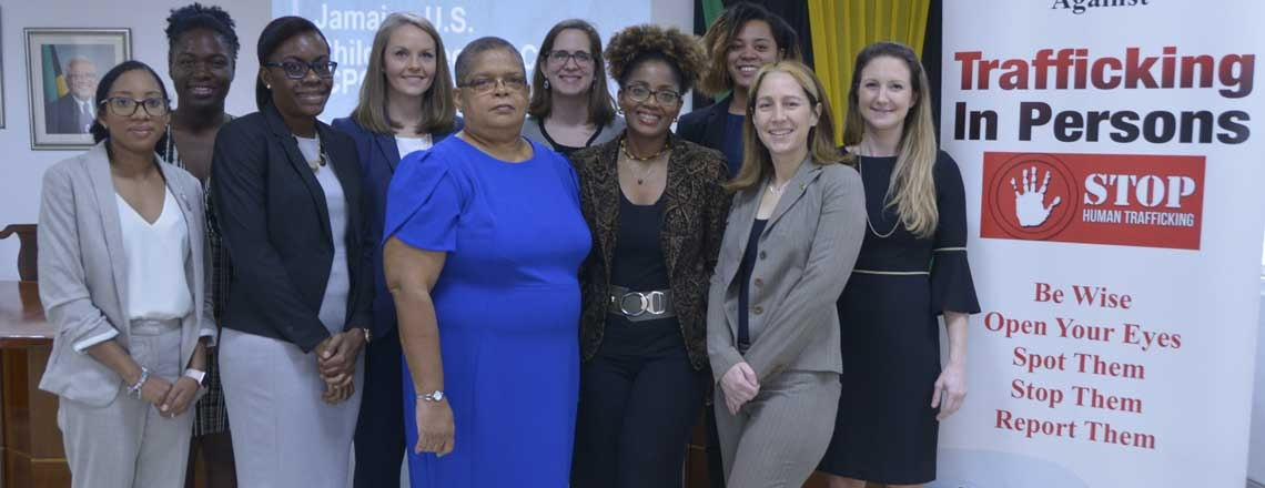 United States, Jamaica Launch Child Protection Compact Partnership